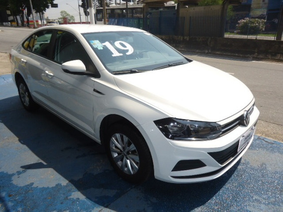 Volkswagen Virtus 2019 1.6 16v Msi Automatico