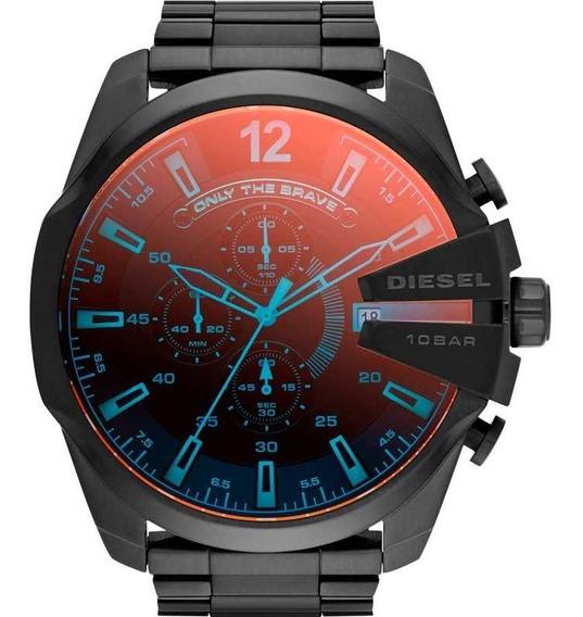 Relógio Masculino Diesel Mega Chief Dz4318/1pn