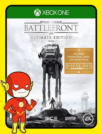 Star Wars Battlefront Ultimate Xbox One 25 Díg (envio Flash)