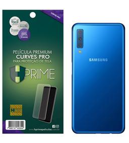 Pelicula Hprime Samsung Galaxy A7 2018 - Verso - Curves Pro