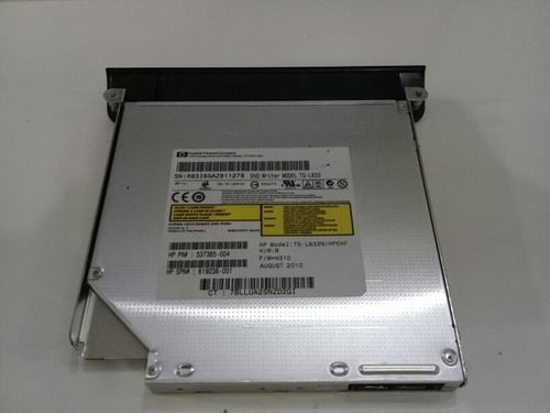 Drive Dvd All In One Hp Touchsmart Pc 301