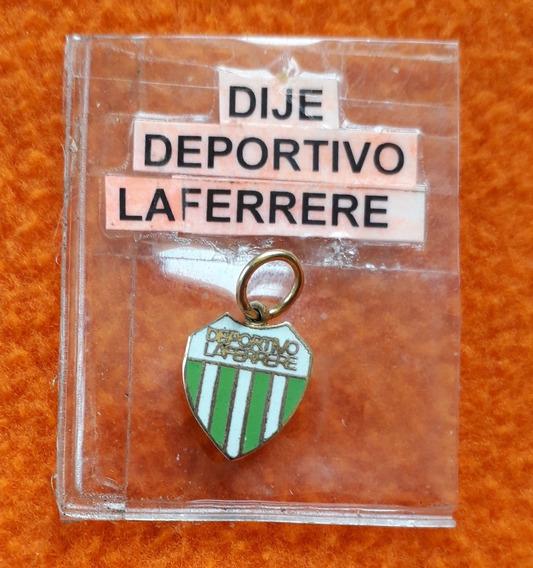 Dije Del Club De Futbol Deportivo Laferrere