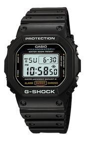 Relógio Casio Original Masculino G-shock Dw-5600e-1vdf