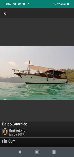 Traineira 34 Pés Ipê Little Boat