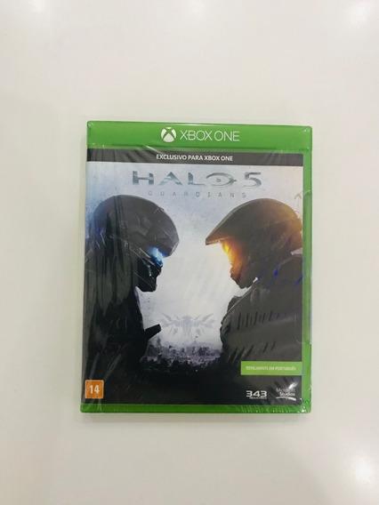 Halo 5 Guardians - 100% Em Portugues - Midia Fisica Xbox One
