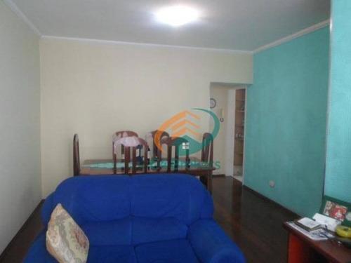 Imagem 1 de 14 de Apartamento Com 2 Dormitórios À Venda, 66 M² Por R$ 236.000,00 - Gopoúva - Guarulhos/sp - Ap1695