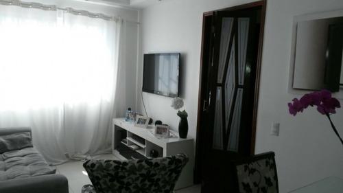 Imagem 1 de 15 de Apartamento À Venda - Condomínio Queen Plaza. - 802
