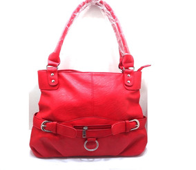 efce2bbe3 Cartera Bolso Bandolero Mayor Detal 13004 Gsc Rojo Mujer