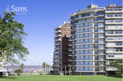 Oficinas Alquiler Punta Carretas Montevideo Monoambiente En Alquiler Con Vista Al Parque Para Vivienda / Oficina