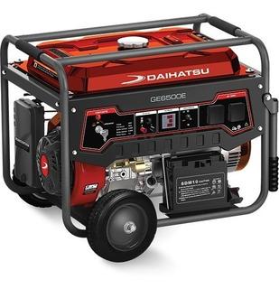Grupo Electrógeno Generador Daihatsu 13hp Ar.elect Ge6500e