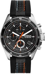 Relógio Fossil Masculino Decker Cronógrafo Ch2956/8pn