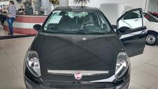 Fiat Punto Italia 1.4 Flex 2017 Ipva Pago - Multimídia