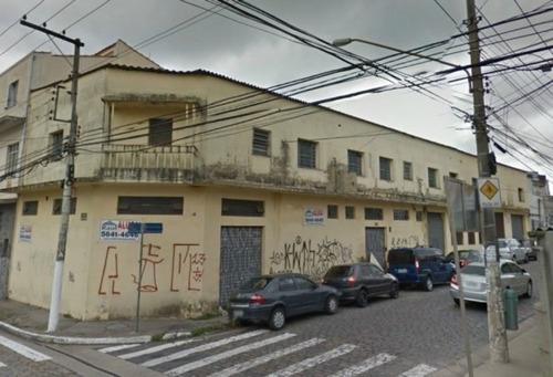 Venda Salão - Chácara Santo Antônio, Salão Paulo-sp - Rr508