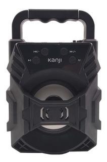 Parlante Portatil Kanji Vibe 10w Bluetooth Usb Tf Radio Fm