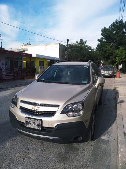 Chevrolet Captiva Sport 2.4 Ls L4 At Unica Dueña