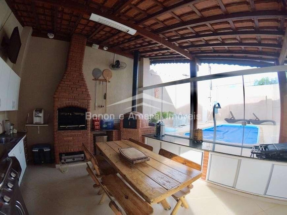 Casa À Venda Em Jardim Santa Genebra - Ca010578