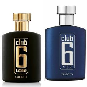 dbb3fb28e37 Perfume Deo Colonia Club 6 Vip Masculino Eudora Boticário - Perfumes ...