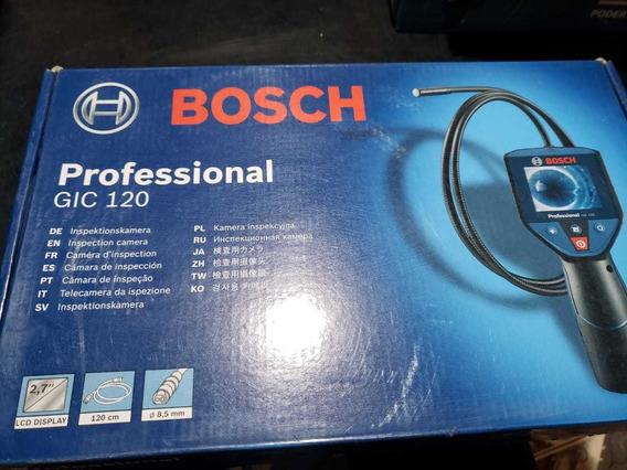 Camara De Inspección Bosch Gic 120