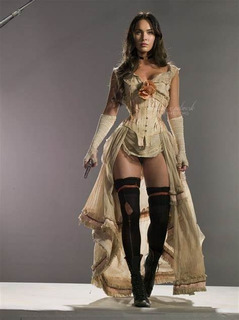 Boneca - Lilah - Megan Fox - Filme Jonah Hex