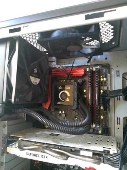 Pc Gamer I5 6600k, Asrock Z170 Gaming K4,gtx 1060 6g