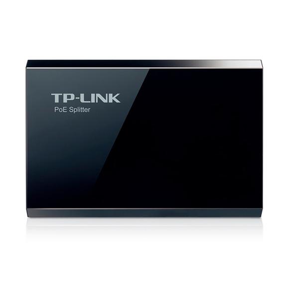 Splitter Poe Tp-link Tl-poe10r Gigabit 802.3af Plug & Play