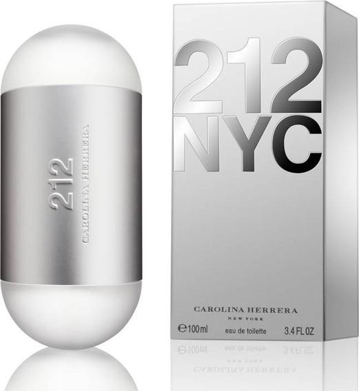 Perfume Importado Mujer 212 Nyc Edt X 100ml