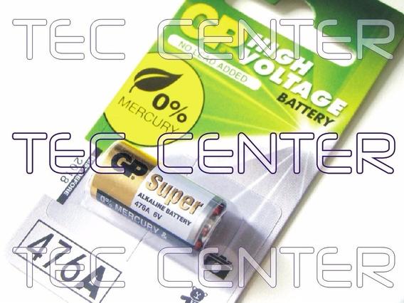 Bateria Pilha 6v 4lr44 Gp Cartela C/01 Frete 17,00 Pergunte