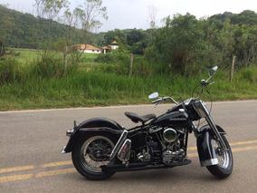 Harley-davidson Panhead - Flf - 1964 - Original