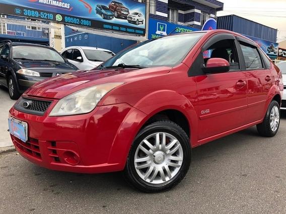Ford / Fiesta Sedan 1.6 2009 (financia Aceita Troca )