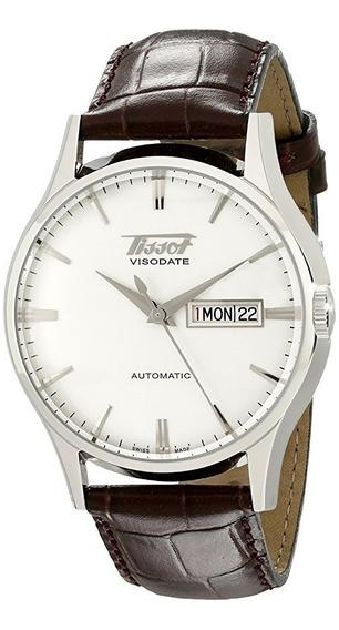 Relógio Tissot Visodate T0194301603101 Automatico Branco