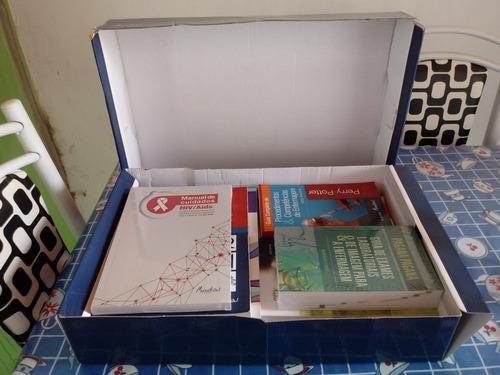 Coleçãode Livros De Enfermagem Mundial