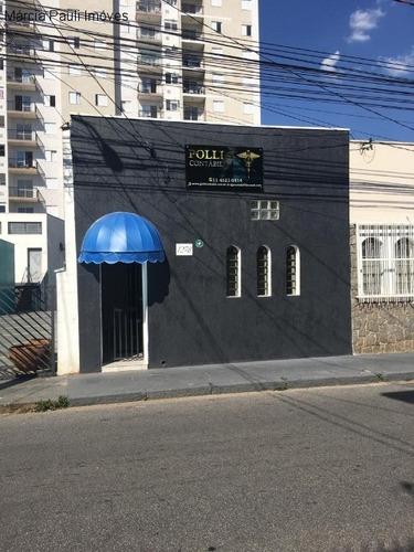 Imagem 1 de 8 de Casa A Venda No Centro De Jundiaí. Residencial Ou Comercial. - Ca03283 - 68070393