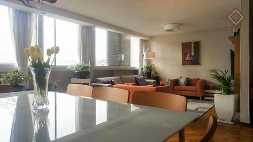Imagem 1 de 13 de Apartamento Com 2 Dormitórios À Venda, 117 M² Por R$ 1.070.000 - Jardim Paulista - São Paulo/sp - Ap52301