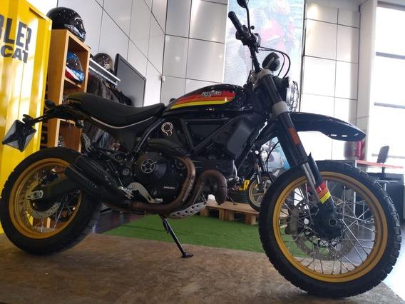 Ducati Scrambler Desert Sled 800cc Ducati Pilar.