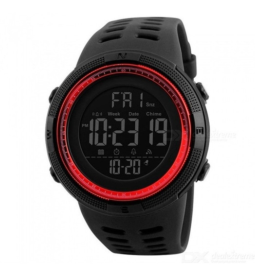 Reloj Digital Impermeable - Skmei 1251