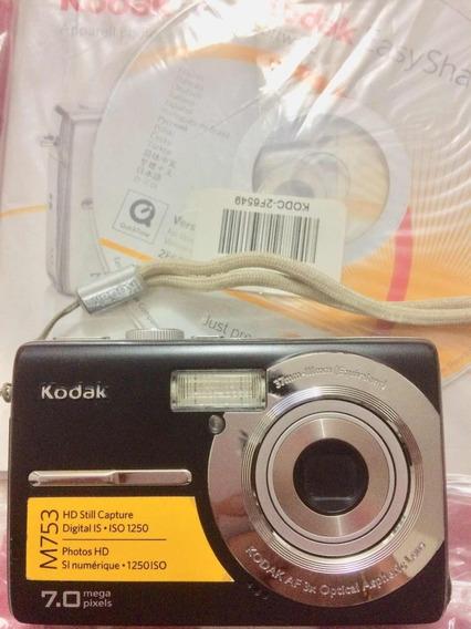 Cámara Digital Kodak M753 Para Repuesto