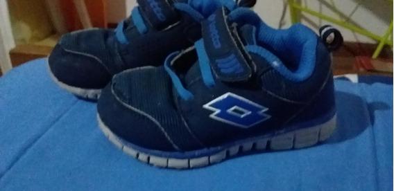 Zapatillas Lotto Niño