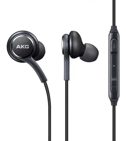 Fone De Ouvido Intra Auricular Para Samsung Akg S8,s9,s10