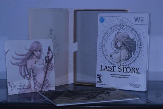 The Last Story (edição Limitada) + Cd Soudtrack - Wii