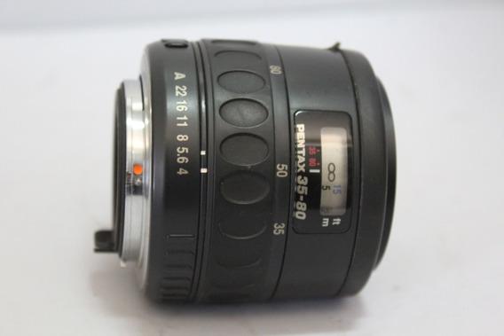 Lente Pentax 35-80mm Retro Coleção P/ Retirada De Peça