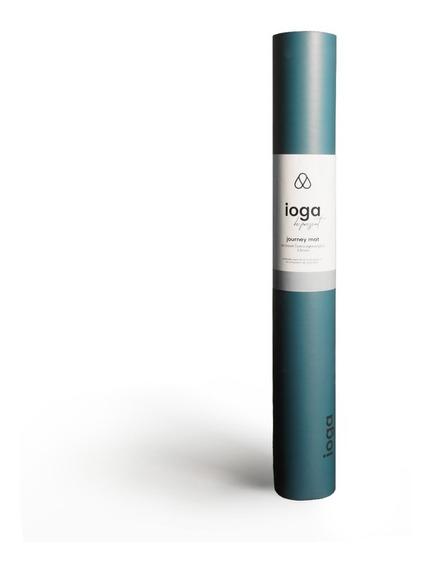 Tapete Yoga Premium Ioga Journey Mat 2.5mm Caucho Tipo Seda