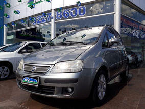 Fiat Idea Hlx 1.8 8v(flex) 4p 2006