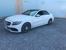 Mercedes Benz Clase C 63 S Amg At 2016