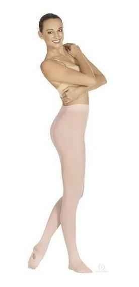 Euroskins Mallas Rosas Ballet Convertibles Adulto L/xl