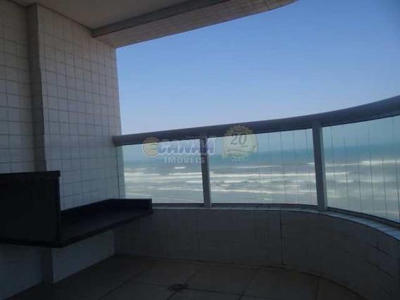 Apartamento Na Praia Em Mongaguá A Vista R$180 Mil Cod 7609 - V7609