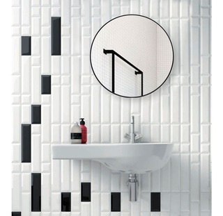 Espejo Baño Redondo 50 Baño Colgante Reflejar Envio Gratis