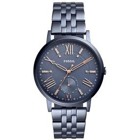 Relógio Fossil Azul Marinho - Es4267/4cn