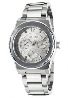 Invicta Reloj Mujer Acero Inoxidable 22107-sumergible-envio