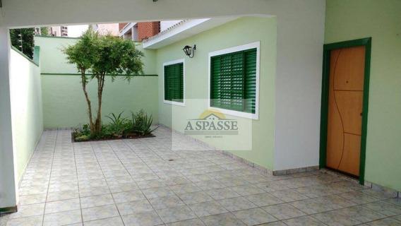 Casa Residencial Para Locação, Jardim Irajá, Ribeirão Preto. - Ca0196