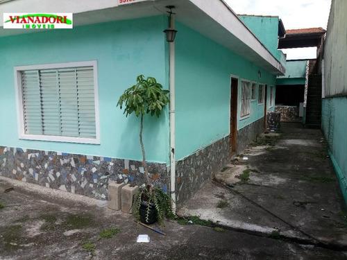 Imagem 1 de 5 de Casa Residencial À Venda, Jardim Rosa De Franca, Guarulhos. - Ca0421